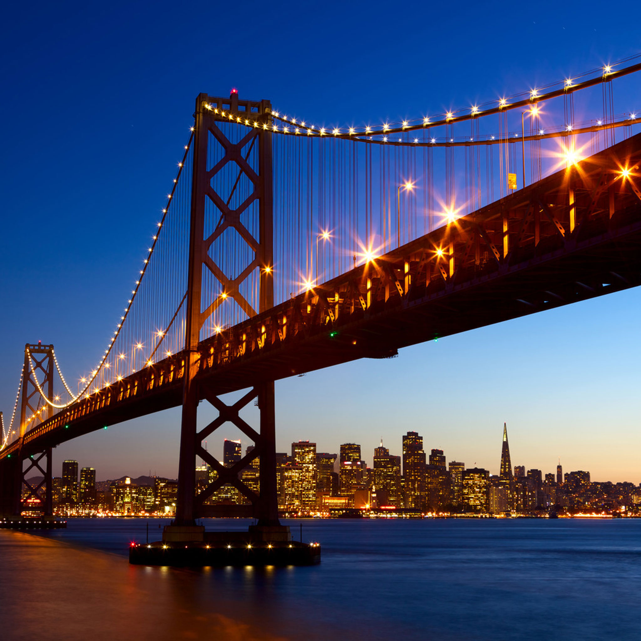 Featured san francisco bay bridge brandora collective for Design agency san francisco