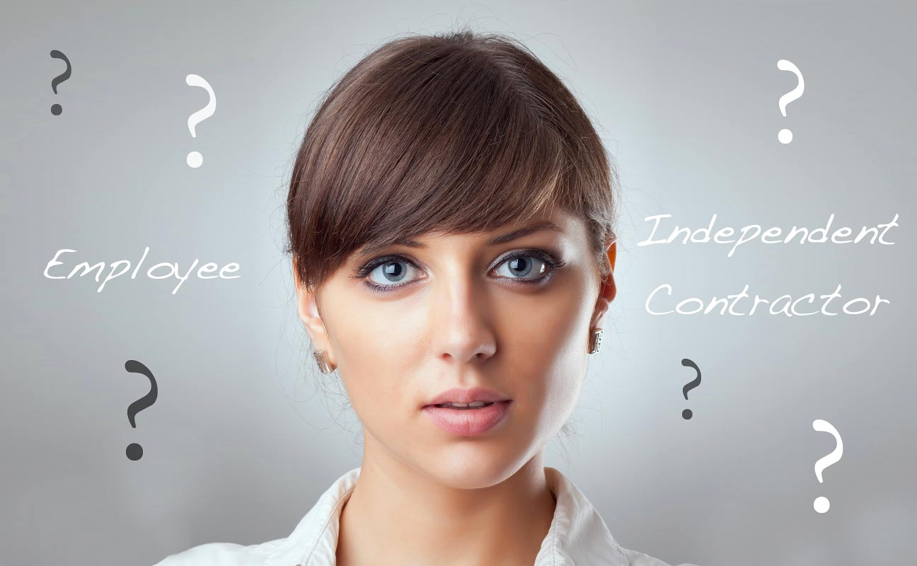Brandora blog on independent contractor's vs. employees
