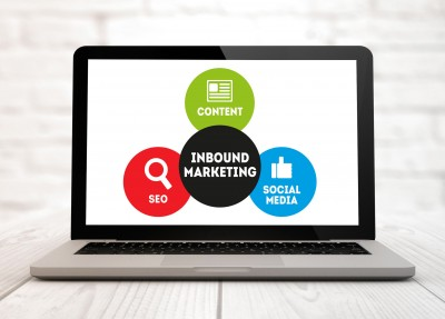 Brandora Collective blog image about Inbound vs. Content Marketing